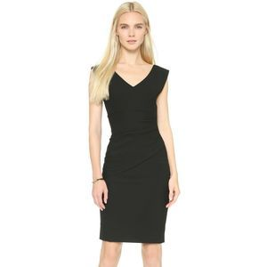 DVF Diane Von Furstenberg Bevin Dress Sleeveless L